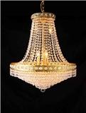 90525 Crystal chandelier