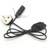 BS 1363 Salt light power cord