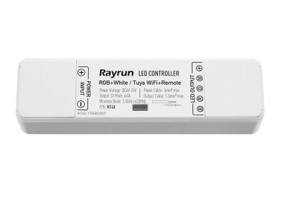 NT40 41 Tuya Wifi Series RGB+White Controller