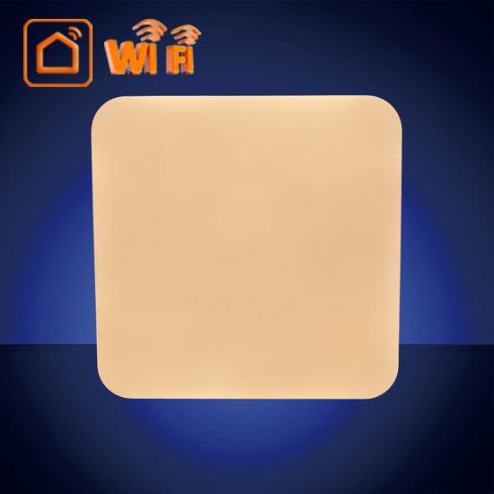 WiFi Square Type Ultrathin LED Ceiling Light