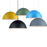 Nordic modern simple style macaron chandelier